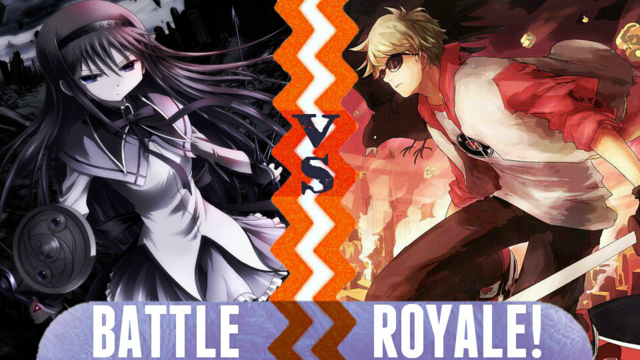 File:Battle Royale Homura Akemi vs Dave Strider.png