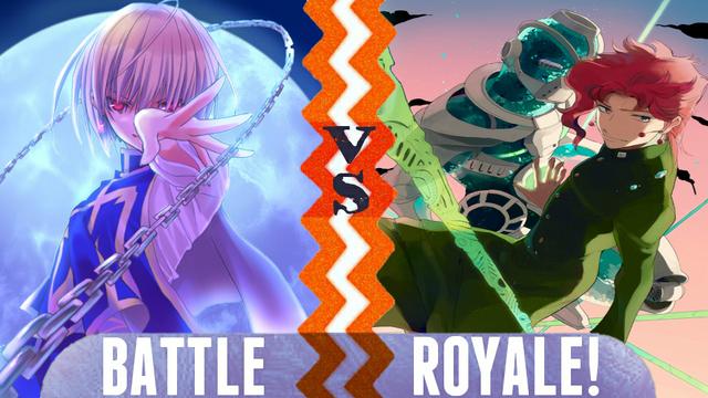 File:Battle Royale Kurapika vs Noriaki Kakyoin.png