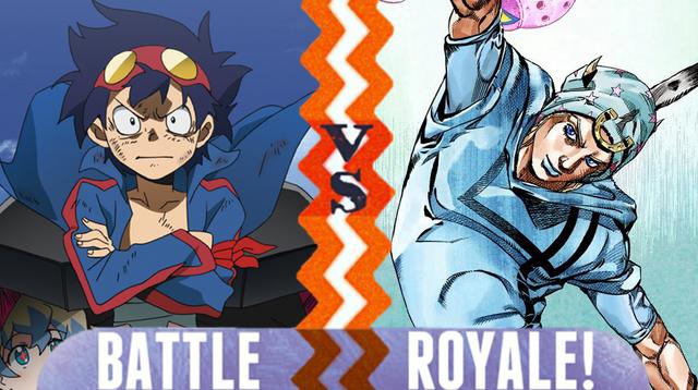 File:Battle Royale Simon the Digger VS Johnny Joestar.png