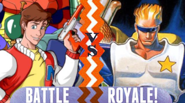 File:Battle Royale Captain N VS Captain Commando.png