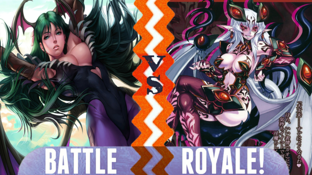 File:Battle Royale Morrigan Aensland vs Druella.png