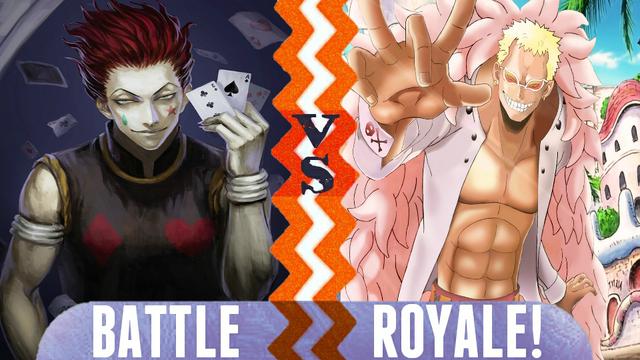File:Battle Royale Hisoka vs Donquixote Doflamingo.png