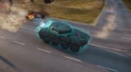 Imperator Bavarium Tank forecfield