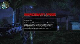 Mercenary Mode