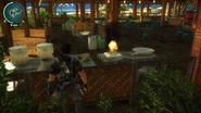 Panauan cuisine (diner kitchen at a resort)