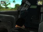 Meister ATV 4 Driver Cab