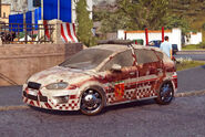 JC3 Police Stria Joia Hatch