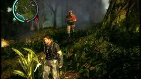 Just Cause 2 How to Find The Black Smoke Monster