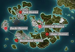 Panau City Map