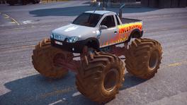 Jc3 Incendiario Monster Truck