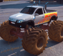Incendiario Monster Truck