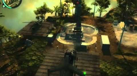 Just Cause 2 Mission O Panay Redentor