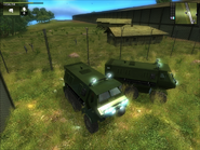 Unmarked Green Meister LAV 4