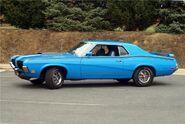 (Real) Mercury Cougar, model 1970