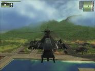 Black Hand Delta MAH-15 Chimaera Front
