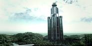 PBC Tower during game development