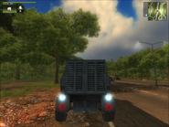 Military Meister LAV 4 Back