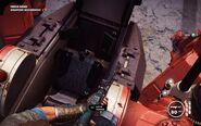 Black Hand Autocannon Mech Interior