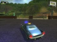 Vaultier Sedan Patrol Compact SENPD Rear