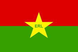 ERL (guerrilla) flag