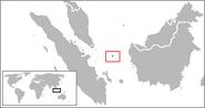 Location of Panau