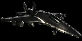 F-33 DragonFly Jet Fighter (Black Market)