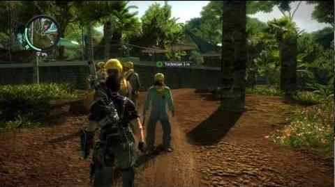 Just Cause 2 - Stronghold Takeover - Pilgrimage
