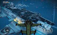 EDEN Airship Deck