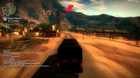 JC2-MP - Racing