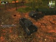 Anti Air vehicles