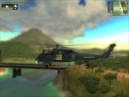 Military HH-22 Savior Side
