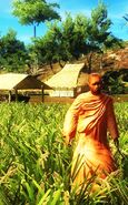 JC2 buddhist monk