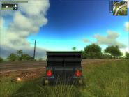 Police Meister ATV 4 Back