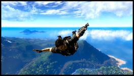 Rico skydiving (JC2)