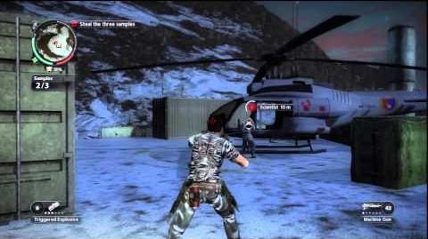 Just Cause 2 - Faction Mission - Chemical Heist