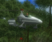 Whiptail Gyrocopter (military, Otto Kleiner)