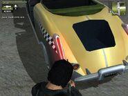 Taxi, JC1, vault