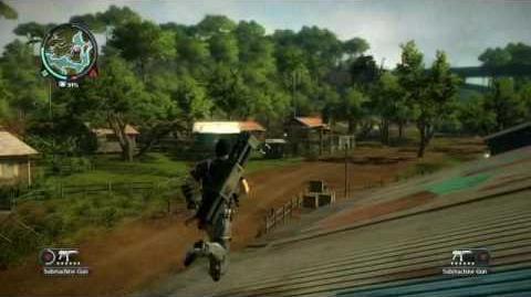Just Cause 2- settlement completion- Pekan Kemilau