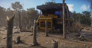 JC3 quarry truck