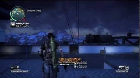Just Cause 2 - Faction Mission - Mile High Club