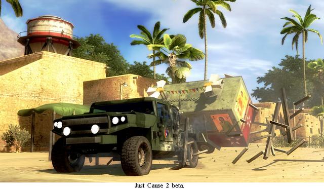 File:JC2 beta (movable propaganda trailer).png