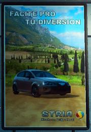 Stria billboard at Citate Di Ravello