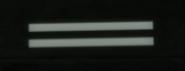 Black Hand Stripe Symbol