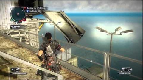 Just Cause 2 - Faction Mission - Black Gold
