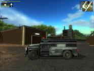 Black Hand Meister ATV 4 Side