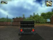 Black Hand Meister ATV 4 Back