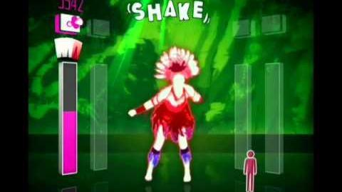 Just dance 1 Sp M0nSt3R ( Jin-Go-Lo-Ba (Fatboy Slim remix)