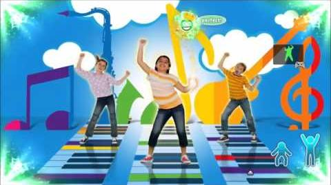 Just Dance Kids 2014 Get Ready to Wiggle