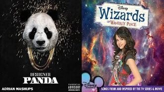 Panda vs Everything Is Not What It Seems (Mashup) Selena Gomez & Desiigner Wizard Of Waverly Place