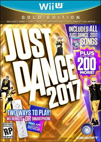 Ficheiro:Just dance 2017 wii u gold boxart.jpg